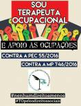 Profissionais, Estudantes, Professores e Pesquisadores são a favor das Ocupações, declarando ser contra a PEC 241 (55)